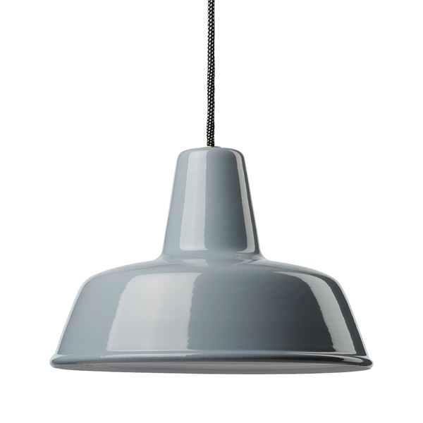 Spread beam lamp spotlight 300 blue-gray