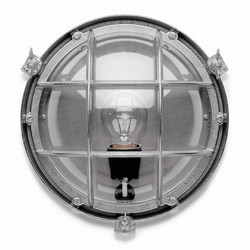 Screen light IP 23 chrome-plated brass