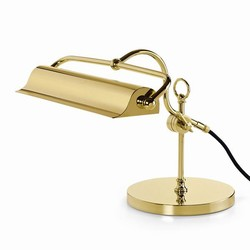 Piano light brass